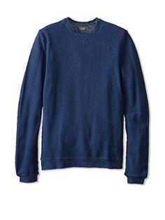 Common People Men's Terbium Long Sleeve T-Shirt (Navy)