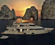 Navetta 33 Luxury Yacht