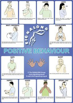 Positive Behaviour Poster