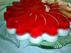 Deliciosos postres caseros con gelatina