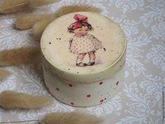 Платьице в горошек - шкатулочка с сюрпризом - лимонный,сюрприз,подарок девочке