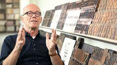 erik spiekermann / hello, I am erik - the german letterman interview / from gestalten / 2014