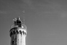 Lighthouse - Anzio near Rome.