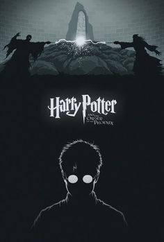 Harry Potter Series by Cameron Lewis | Harry Potter and the Order of the Phoenix (2007)