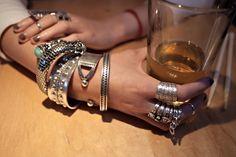 awesome bracelets my fav.