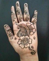 Latest Eid Mehndi Designs 2013 for Hands