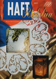 Haft Richelieu No. 19 From Wydawnictwo Joanna - Books & Magazines ...