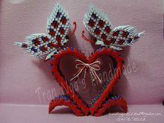 Wedding .jpg… | Album | Nga | 3D Origami Art