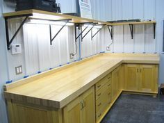 work benches... from scratch - Page 38 - The Garage Journal Board