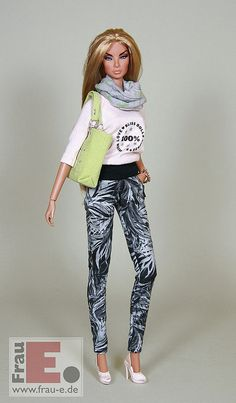 """OOAK outfit """"Everyday Life"""""""