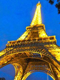 No matter how many times I go, I still want to go back. Paris, France.