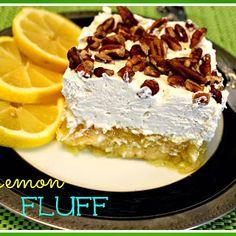 Lemon Fluff Salad!.