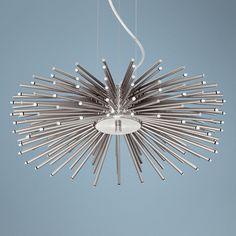 Possini Euro LED-75 Pendant Chandelier | LampsPlus.com