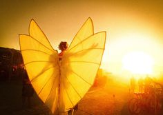 An angel floats above the camp From #treyratcliff at www.StuckInCustom... - all images Creative Commons Noncommercial.