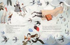 isabellearsenault - PUBLICATIONS - Bonjour les Hirondelles
