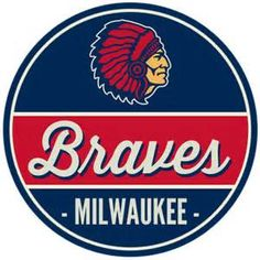 Image result for milwaukee braves