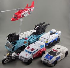 Transformers Generations Combiner Wars Protectobots