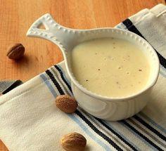 Рецепт блюда Соус Бешамель, или белый соус, на сайте Good Recept.