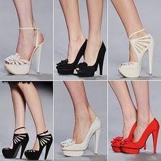 Shoes, shoes, shoes, I love shoes!
