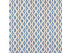 Brunschwig & Fils VICEROY STRIE CANTON BLUE BR-89732.221 - Brunschwig & Fils - Bethpage, NY