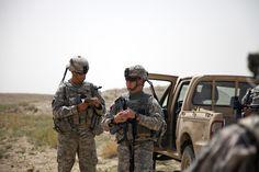 In Barack Obama's Army . . .