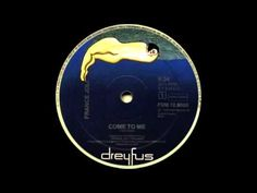 """France Joli """"Come To Me"""" (12-inch version,1979)...love love this song"""