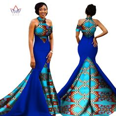 Mermaid African Dresses New Arrival Sleeveless Floor Length Women Formal Occasion Dress Africa Evening Gowns for Women _ {categoryName} - AliExpress Mobile Version - African Prom Dresses, African Dresses For Women, African Fashion Dresses, African Women, Ghanaian Fashion, African Wedding Attire, African Attire, African Wear, Nigerian Wedding Dress