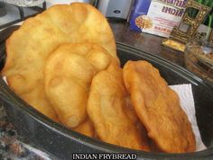 INDIAN FRYBREAD – KitchPedia