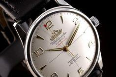 Licytuj na allegro.pl już od 1 195,00 zł - zegarek ATLANTIC Worldmaster SUPER DE LUXE lata'50 (6665554153). Allegro.pl - Radość zakupów i bezpieczeństwo dzięki Programowi Ochrony Kupujących!