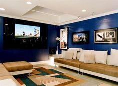 Wohnzimmer Ideen Und Einrichtungstipps Für Junggesellenwohnung # Einrichtungstipps #ideen #junggesellenwohnung #wohnzimmer