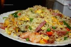 Yung chow fried rice