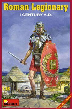 """Roman legionary"" Not my draw."