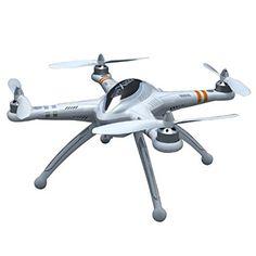 Drone Walkera 25156Quadrocopter QR X350avec Devo F7FPV, blanc
