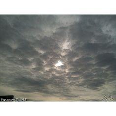 涼しい朝。 #sky #clouds #morning #sun #philippines #フィリピン #空 #雲 #朝日