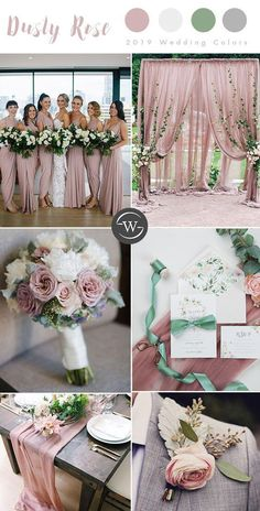 spring light blush floral wedding invitation with belly band and sage ribbon #wedding #weddinginvitations #stylishwedd #stylishweddinvitations