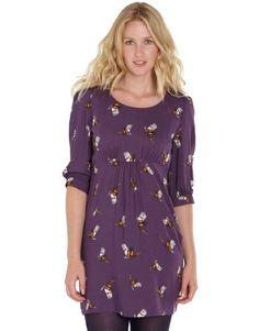 Joules Ladies' Wickmere Dress - Purple N_WICKMERE - 12 - http://www.cheaptohome.co.uk/joules-ladies-wickmere-dress-purple-n_wickmere-12/