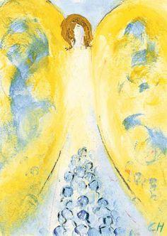 Christel Holl: Engel der Menschen