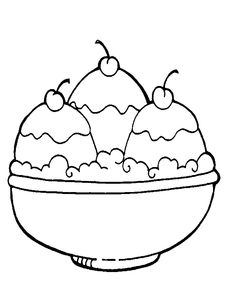 three roll ice cream coloring pages cookie coloring pages kidsdrawing free coloring pages
