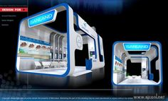 深圳万和电子公司展览设计