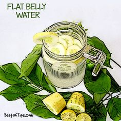 Flat belly requires toxins to be eliminated from the body from time to time. It is rightly said that that a perfect body is a cause of enough hydration and proper metabolism. Flush out any toxins from the body and slim down your belly with this flat belly water! Benefits:  Mint promotes easy digestion and soothes stomach cramps. Orange stimulates immune system and reduces cholesterol levels. Lemon helps clear out digestive system by providing the cleansing effect of citric acid. Watermelon…
