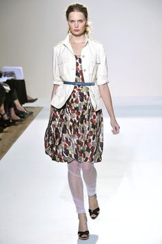 Nicole Farhi at London Fashion Week Spring 2009 - Runway Photos