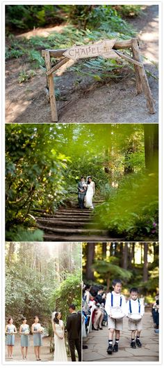 Cute ideas for my ceremony