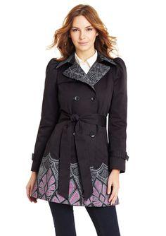 DESIGUAL Olivia Coat