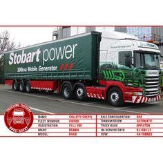 Collette Cheryl Eddie Stobart Trucks, Power Generator, Cheryl, Tuesday, Transportation, Club, Group, Classic, Vehicles