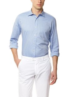 Spring to summer shirt, really needs white pants.