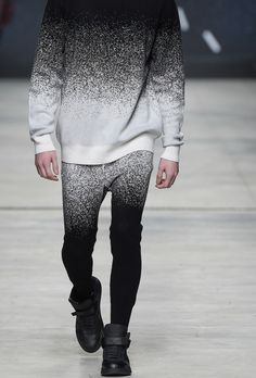 Marcelo Burlon County of Milan menswear f/w 2015