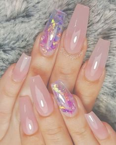 nails acrylic ideas for go to valentine dinner 31 Great ready to book your next manicure, because th Aycrlic Nails, Hair And Nails, Coffin Nails, Opal Nails, Nails 2018, Gorgeous Nails, Pretty Nails, Fancy Nails, Nagel Bling