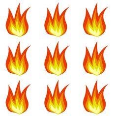 Flamme, Cupcakebilder, 9stk. Bildene kommer på spiselig sukkerpapir eller rispapir. Arket er i A4. Ark, Bullet Journal, Animals, Preschool, Pictures, Animales, Animaux, Animais, Animal