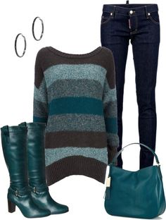 """""""Teal"""" by tmwilson1177 on Polyvore"""