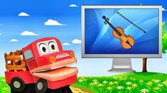 Los Instrumentos Musicales Clásicos - Barney El Camion - Canciones Infantiles - Video para niños #                                                                                                                                                                                 Más